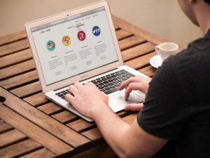 Création site internet professionnel à Aubenas
